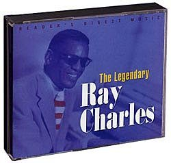 Ray Charles Legendary Ray Charles 3 CD