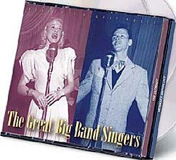 Great Big Band Singers Great Big Band Singers The 4cd