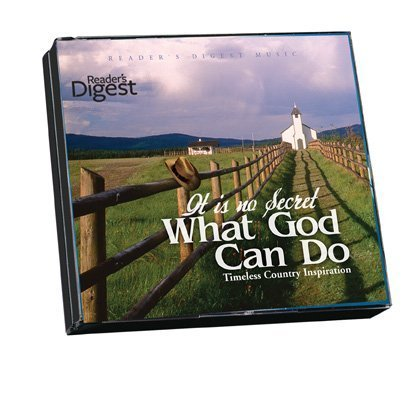 It's No Secret What God Can Do It's No Secret What God Can Do 4 CD