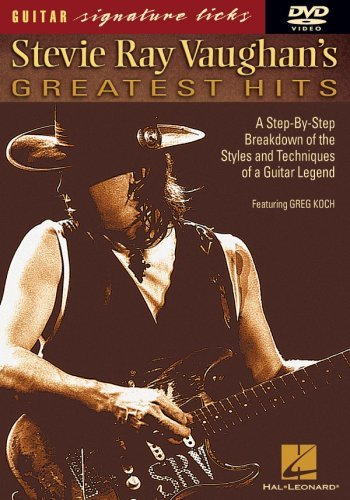 Greatest Hits Vaughan Stevie Ray Nr