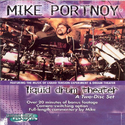 Mike Portnoy Liquid Drum Theatre Nr