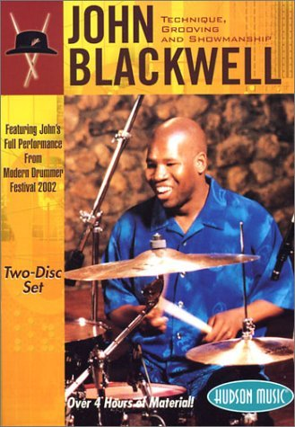 Technique Grooving & Showmansh Blackwell John Nr