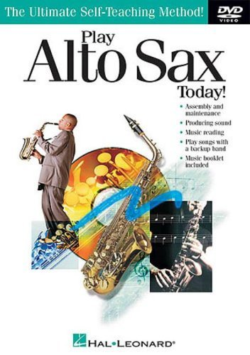 Play Alto Sax Today! Play Alto Sax Today! Nr