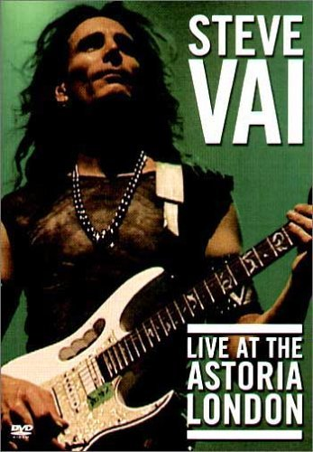 Live At The Astoria London Vai Steve Nr