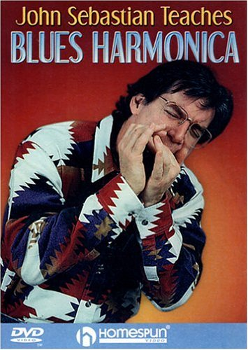 Teaches Blues Harmonica Sebastian John DVD R Nr