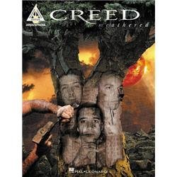 Creed Weathered Guitar Tab Vocal