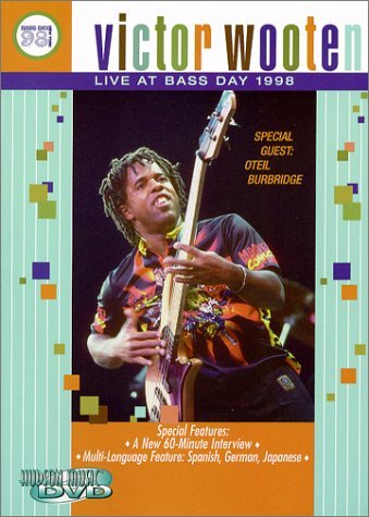 Victor Wooten Live At Bass Day 1998 Nr