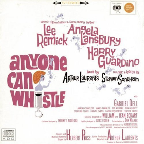 Anyone Can Whistle Original Cast