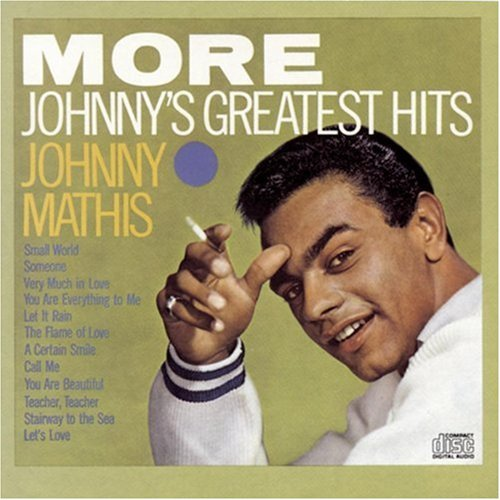 Johnny Mathis More Greatest Hits CD R