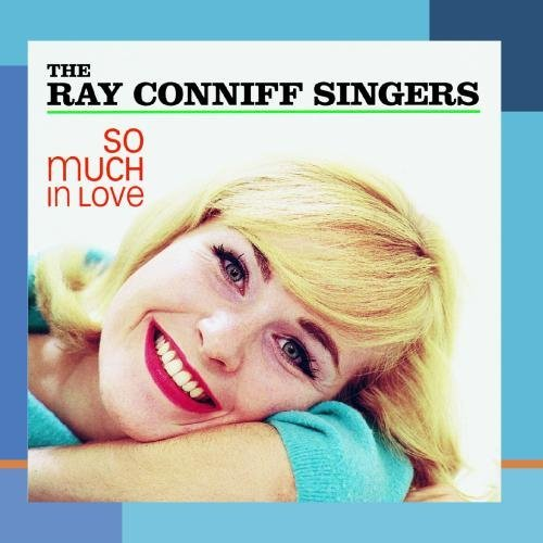 Ray Singers Conniff So Much In Love CD R