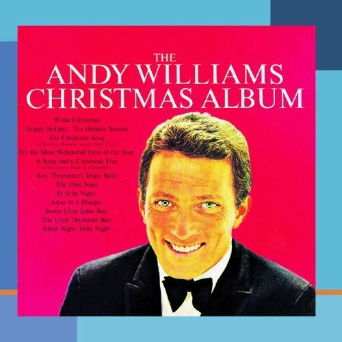 Andy Williams Christmas Album CD R