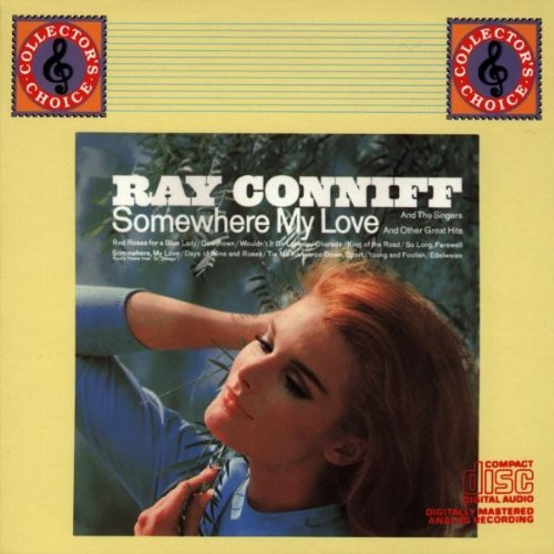 Ray Conniff Somewhere My Love