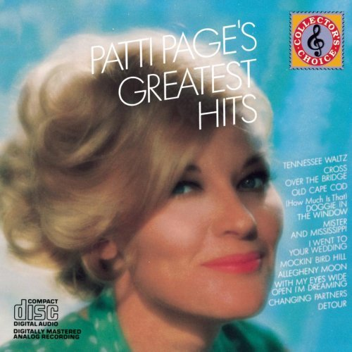 Patti Page Greatest Hits