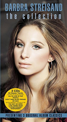 Barbra Streisand Collection 3 CD Set