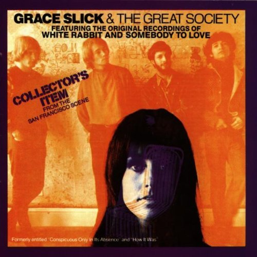 Grace Slick & The Great Society Collector's Item