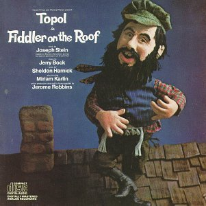 Fiddler On The Roof Original Cast London London