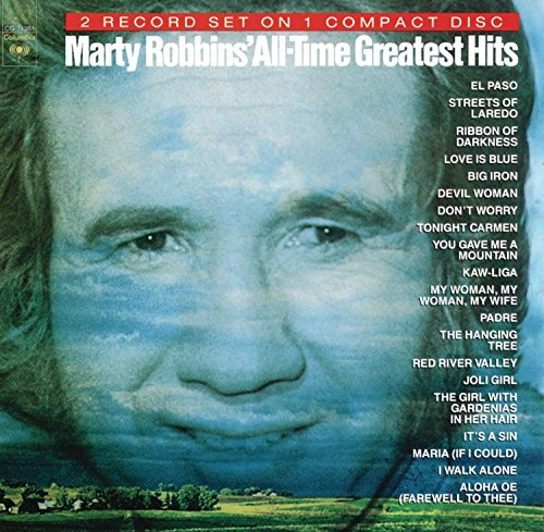 Marty Robbins All Time Greatest Hits