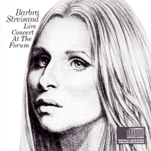Barbra Streisand Live Concert At The Forum