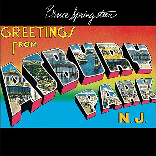 Bruce Springsteen Greetings From Asbury Park Nj