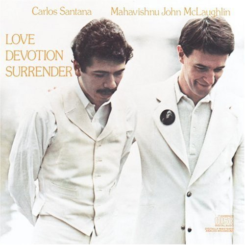 Mclaughlin Santana Love Devotion Surrender