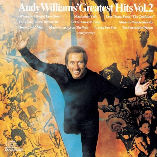 Andy Williams Vol. 2 Greatest Hits