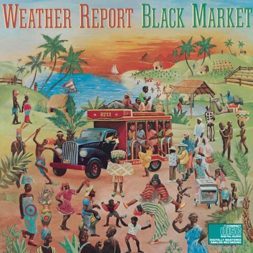 Weather Report Black Market