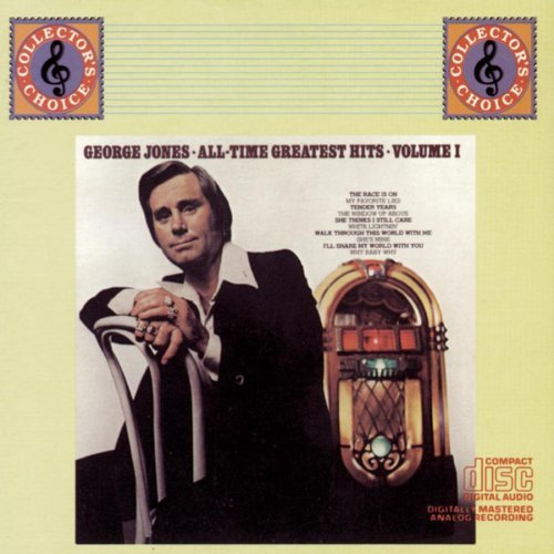 George Jones All Time Greatest Hits Vol.1