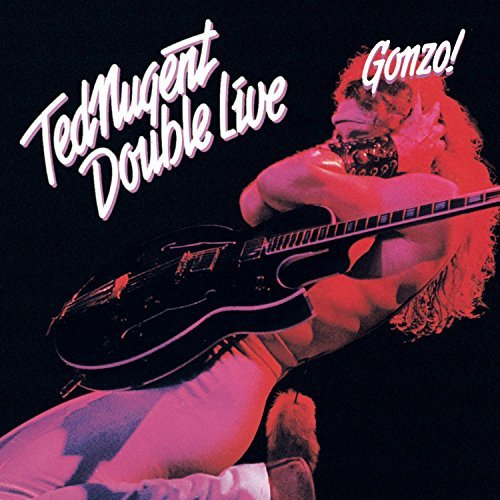 Ted Nugent Double Live Gonzo 2 CD Set
