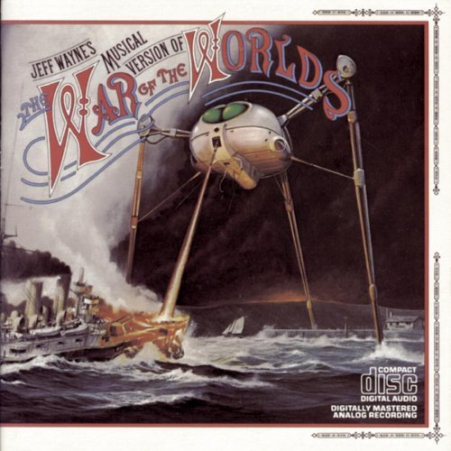 War Of The Worlds Studio Cast 2 CD Set