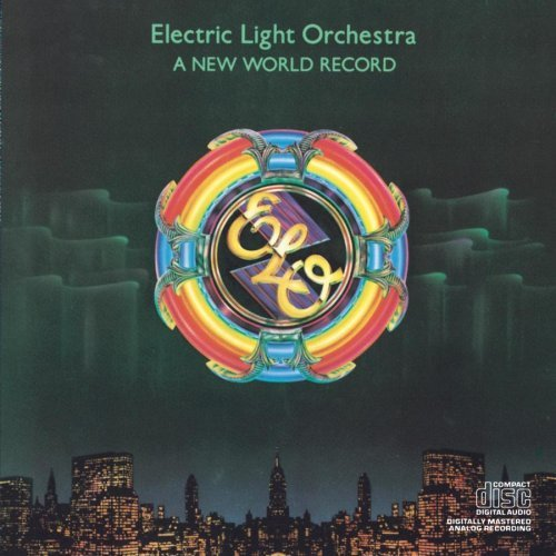 Electric Light Orchestra New World Record