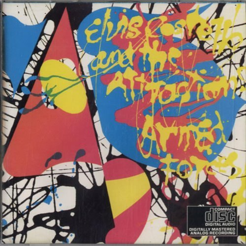 Elvis & The Attractions Costello Armed Forces