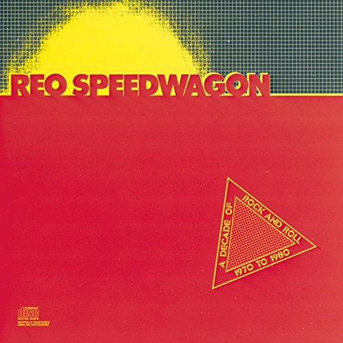 Reo Speedwagon Decade Of Rock & Roll '70 80 2 CD Set