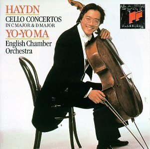 J. Haydn Cello Concertos In D & C Major Ma*yo Yo (vc) Garcia English Co