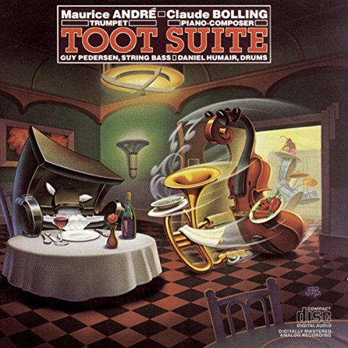 C. Bolling Bolling Toot Suite For Trumpe Andre (tpt) Bolling (pno)