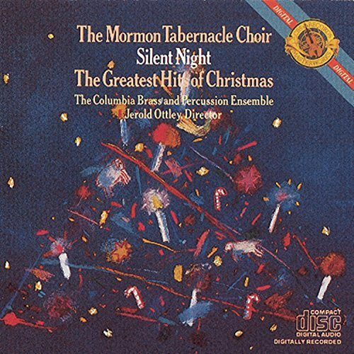 Mormon Tabernacle Choir Silent Night Mormon Tabernacle Choir Ottley Columbia Brass & Perc E