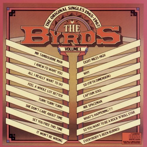Byrds Original Singles '65 67