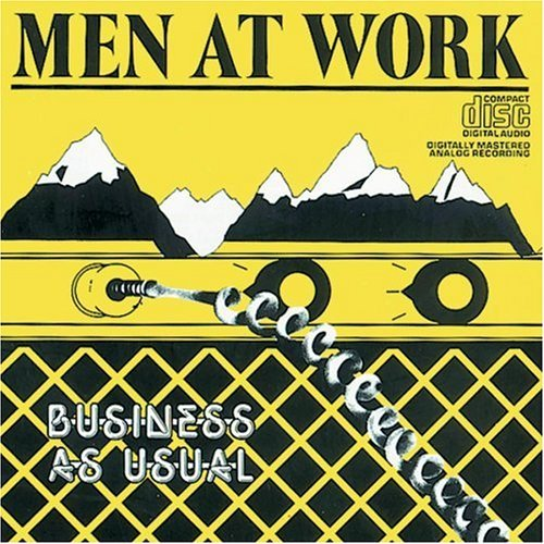 Men At Work Business As Usual