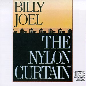Joel Billy Nylon Curtain