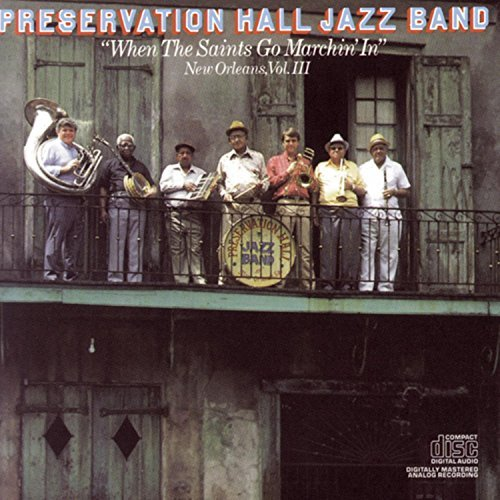 Preservation Hall Jazz Band New Orleans Volume 3