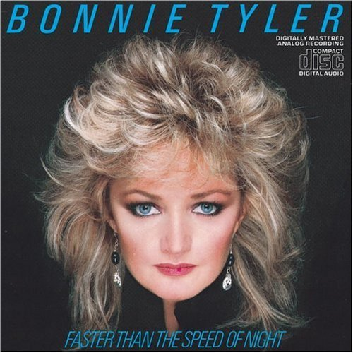 Bonnie Tyler Faster Than The Speed Of Light