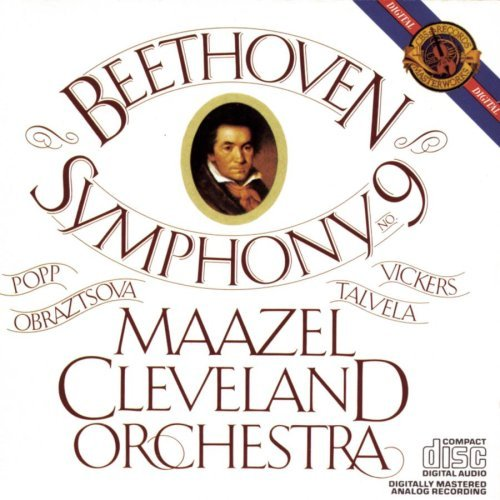 L.V. Beethoven Sym 9 Choral Maazel Cleveland Orch