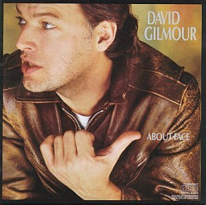 Gilmour David About Face
