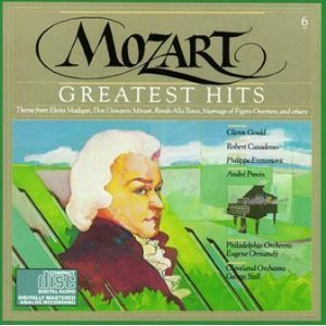 Mozart W.A. Greatest Hits
