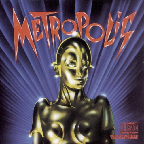Metropolis Soundtrack This Item Is Made On Demand Could Take 2 3 Weeks For Delivery