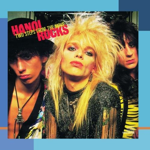 Hanoi Rocks Two Steps From The Move This Item Is Made On Demand Could Take 2 3 Weeks For Delivery