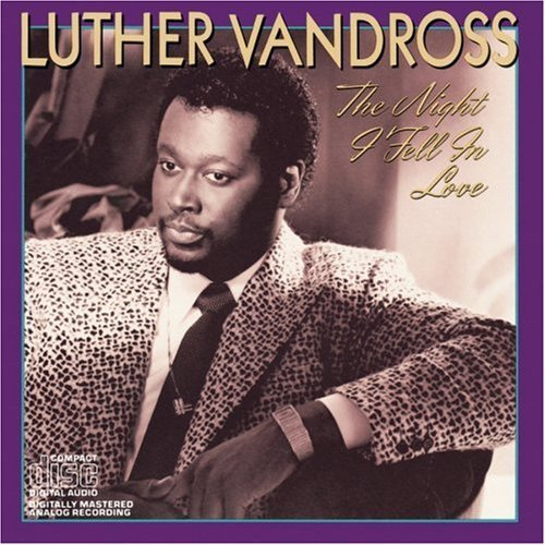 Vandross Luther Night I Fell In Love