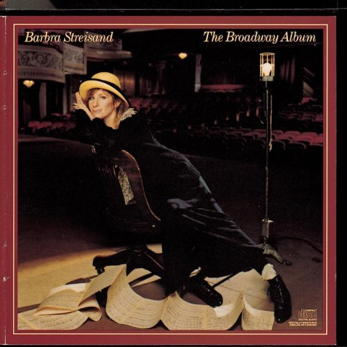 Streisand Barbra Broadway Album