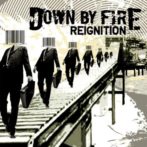 Down By Fire Reignition Import Jpn Incl. Bonus Track
