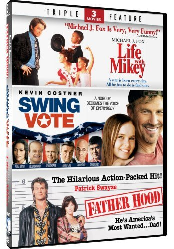 Father Hood Life With Mikey Sw Father Hood Life With Mikey Sw Ws Pg13 2 DVD