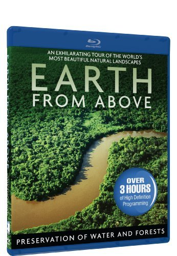 Preservation Of Water & Forest Earth From Above Blu Ray Ws Tvg